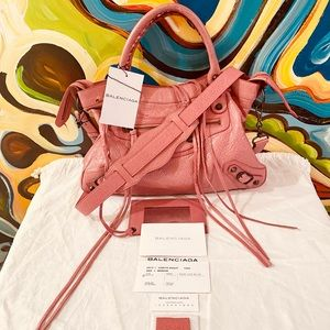 🌸Authentic Balenciaga Classic Town Crossbody Bag